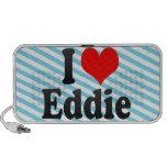 I love Eddie Speaker System