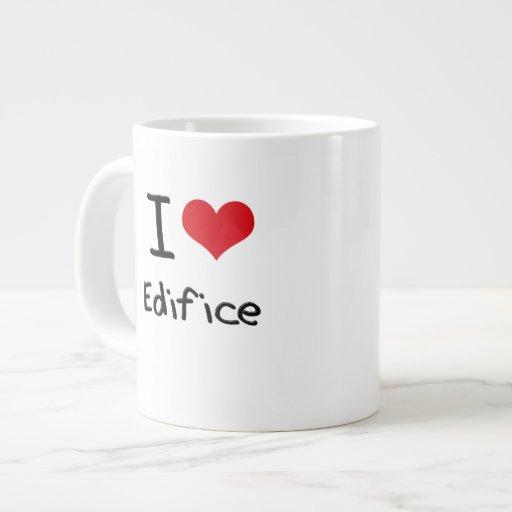 I love Edifice Jumbo Mugs