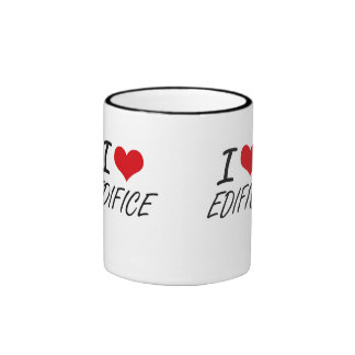 I love EDIFICE Ringer Coffee Mug