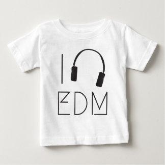 I love EDM Baby T-Shirt