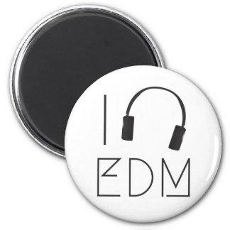 I love EDM Magnet