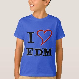 I Love EDM T-Shirt