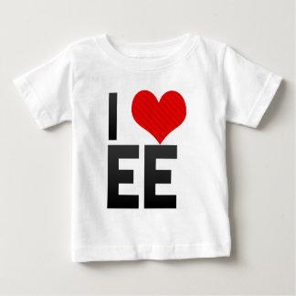 I Love EE Baby T-Shirt