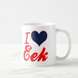 I Love Eek Alaska Mug