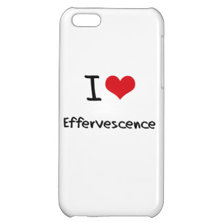I love Effervescence iPhone 5C Cover