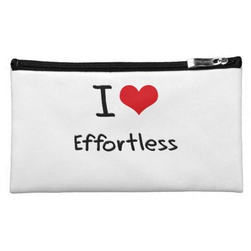 I love Effortless Cosmetics Bags