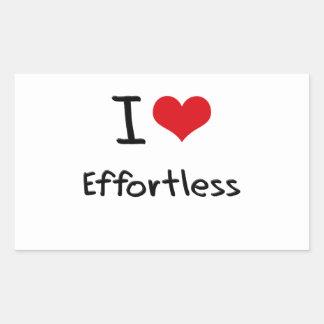 I love Effortless Stickers