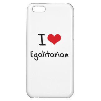 I love Egalitarian Case For iPhone 5C