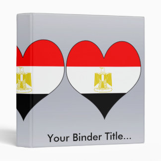 I Love Egypt Binders