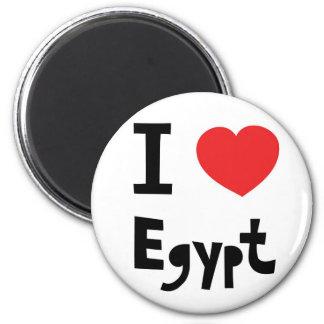 I love Egypt Magnets