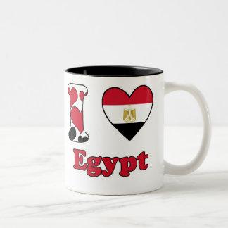 I love Egypt Coffee Mug