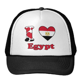 I love Egypt Trucker Hat