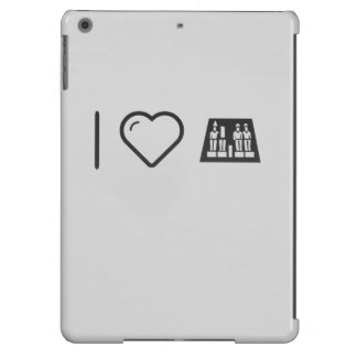 I Love Egyptian Figurines Case For iPad Air