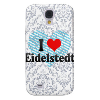 I Love Eidelstedt, Germany Galaxy S4 Cover