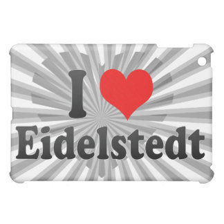 I Love Eidelstedt, Germany iPad Mini Case