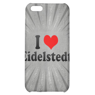 I Love Eidelstedt, Germany iPhone 5C Case
