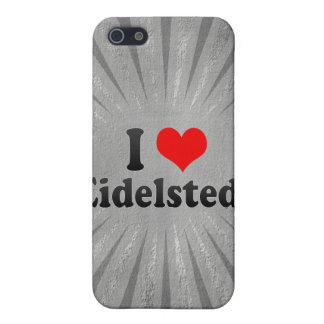 I Love Eidelstedt, Germany iPhone 5 Covers