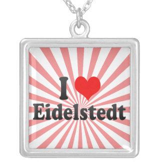 I Love Eidelstedt, Germany Pendants
