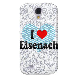 I Love Eisenach, Germany Galaxy S4 Cases