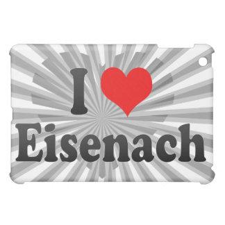I Love Eisenach, Germany iPad Mini Cover
