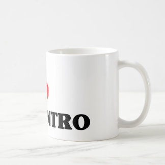 I love El Centro Classic White Coffee Mug