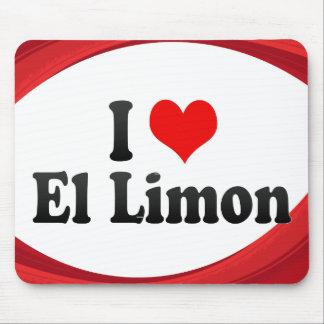 I Love El Limon, Venezuela Mouse Pads