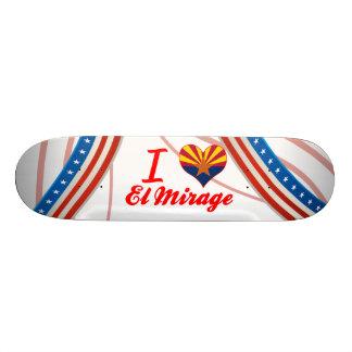 I Love El Mirage, Arizona Skate Deck