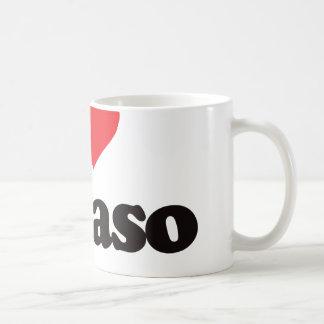 I Love El Paso Coffee Mug