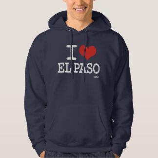 I love El Paso Hooded Pullover