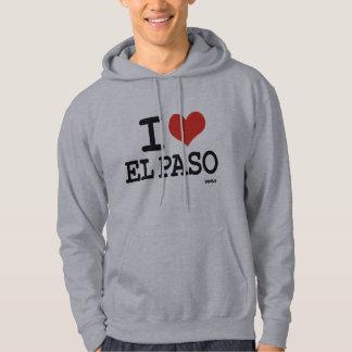 I love El Paso Hooded Sweatshirt