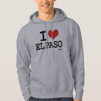 I love El Paso Pullover