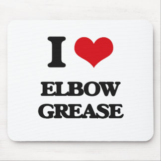 I love Elbow Grease Mouse Pad