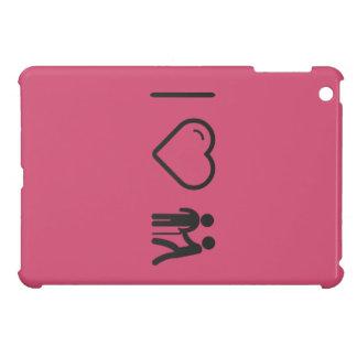 I Love Elderly Helpers Case For The iPad Mini