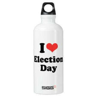 I LOVE ELECTION DAY - .png SIGG Traveler 0.6L Water Bottle