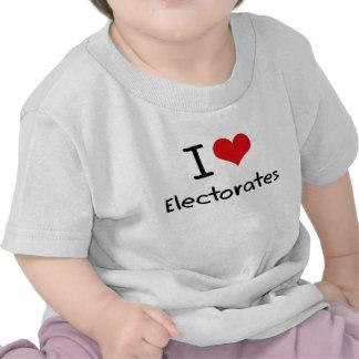 I love Electorates Shirt