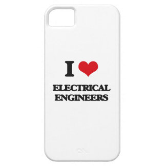 I love Electrical Engineers iPhone 5 Case