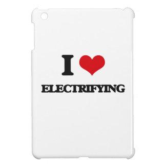 I love ELECTRIFYING Cover For The iPad Mini
