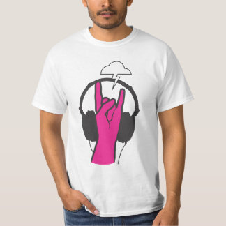 I love Electro CMYK COLLECTION T-Shirt