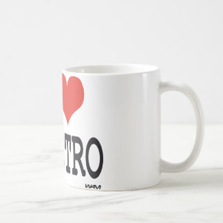 I love electro coffee mug