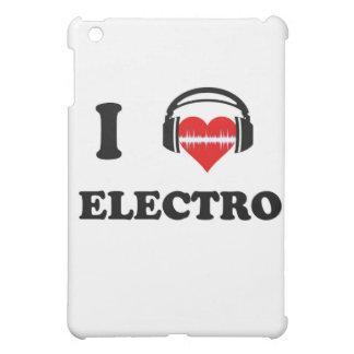 I Love Electro Cover For The iPad Mini