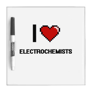 I love Electrochemists Dry-Erase Board
