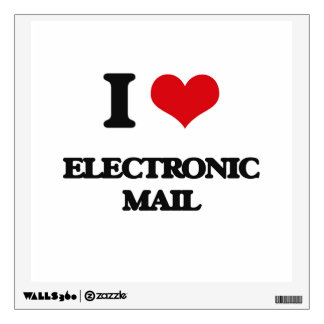 I love ELECTRONIC MAIL Room Graphics