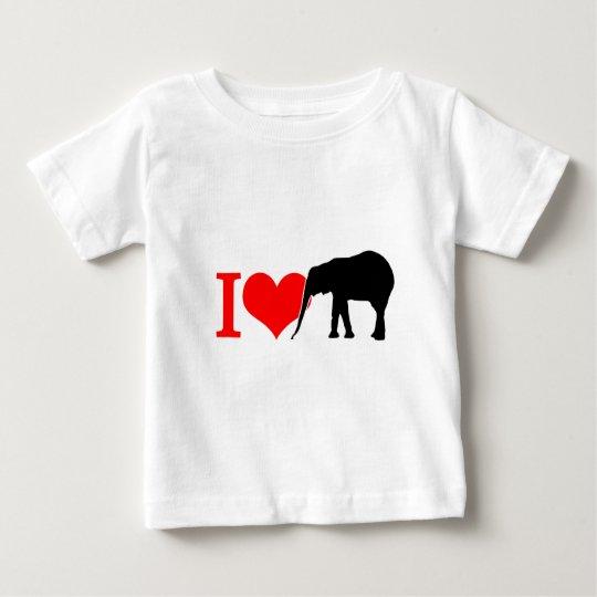 I love elephant baby T-Shirt