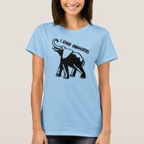 I Love Elephants Shirt