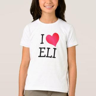 I Love Eli T-Shirt