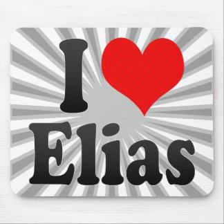 I love Elias Mousepads