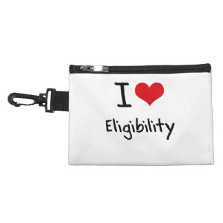 I love Eligibility Accessories Bags