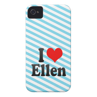 I love Ellen Case-Mate iPhone 4 Case