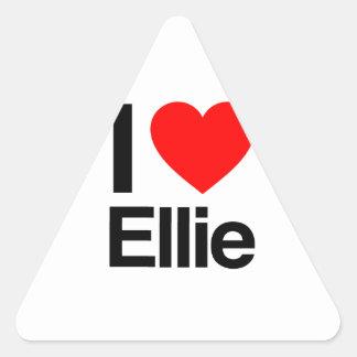 i love ellie stickers