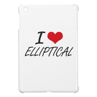 I love ELLIPTICAL iPad Mini Covers